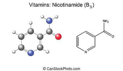 Niacinamid - Nikotinide.