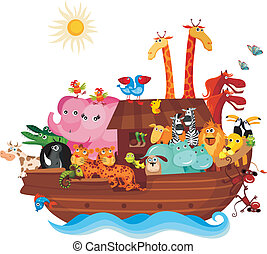 Noah ist Arche