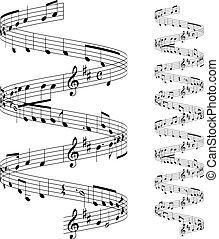 notizen, musikalischer personal
