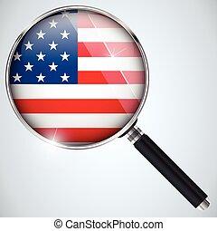 NSA US-Regierung Spionageprogramm USA.