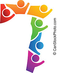 Nummer 7 Teamwork Logo.