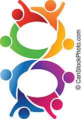 Nummer 8 Teamwork Logo