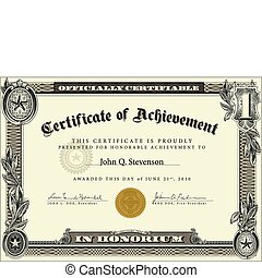 Offizielle Zertifikate
