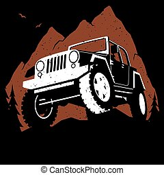Offroad Mountain.
