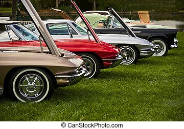 Old American Sportwagen 1