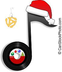 Oldies Note: Weihnachtsmusik 1.