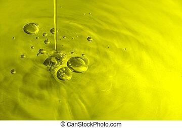 Olivenölblasen