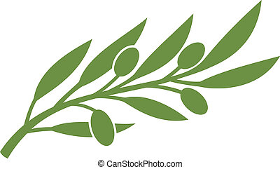 Olivenzweige (Olivensymbol)