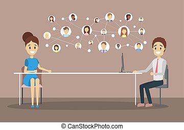Online-Job-Interview
