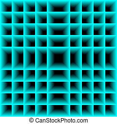Optimale Illusion.