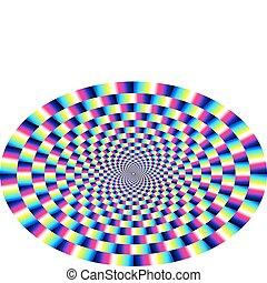 Optische Illusion