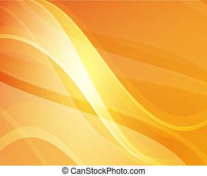 orange, abstrakt, 2, hintergrund