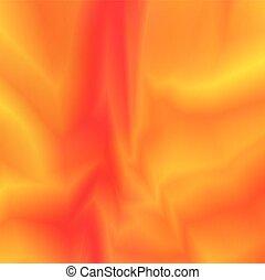 Oranger abstrakter Hintergrund. Vector