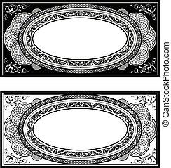 Ornate Rahmen