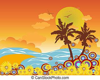 Palm Beach Urlaub