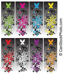 papillon, banner