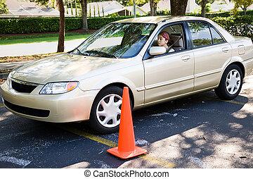 Parallelparkplätze
