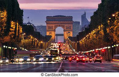Paris-Nacht
