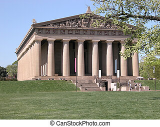 Parthenon-Replik