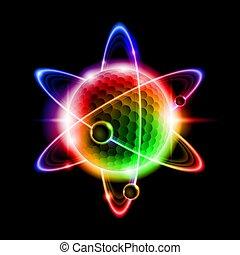 partikel, elementar