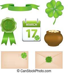 Patricks Day-Symbol