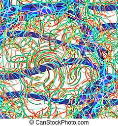 Pattern Ozean
