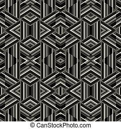 Pattern-Papervektor nahtloser Hintergrund
