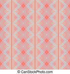 Pattern Wallpaper Vektor nahtlos Hintergrund