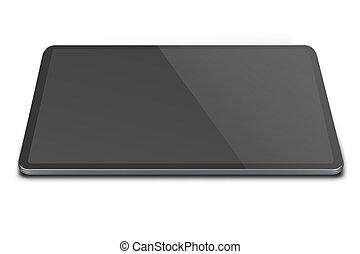 pc, tablette, computer.