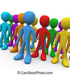 personengruppe