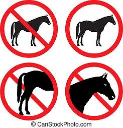 Pferdezeichen