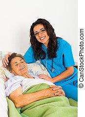 Pflegeschwestern