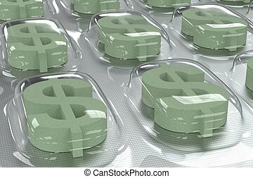 Pharmaindustrie - Dollar sy.