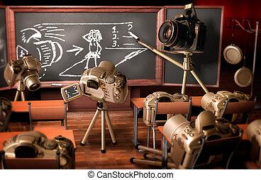 Photografieunterricht
