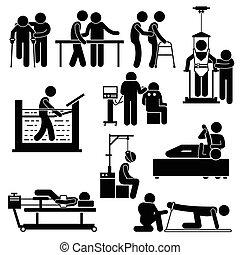 Physiotherapie Rehabilitation