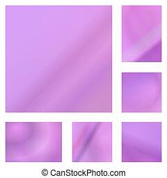 Pinkes, abstraktes Hintergrunddesign.
