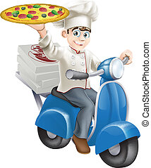 Pizza-Chef-Lieferservice