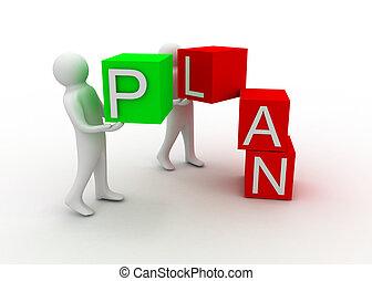 Plankonzept