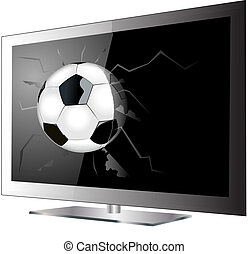 Plasma-Football