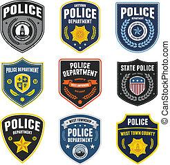 Polizeimarken