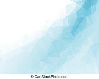Polygonal Mosaik Hintergrund, Vector Illustration, Business Design Vorlagen.