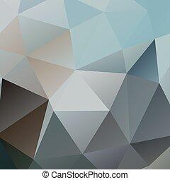 Polygonaler, abstrakter Geometrie Hintergrund