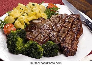 Porterhouse Steak 002