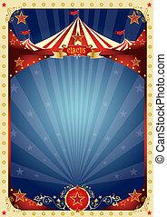Poster Fun Zirkus