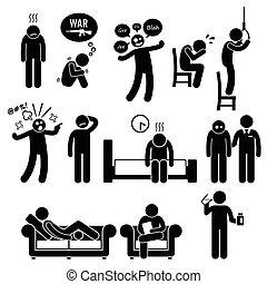 Psychologische Psychiatrie psychisch krank