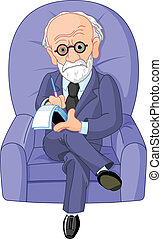 Psychotherapeutin