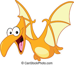 Pterodactyl Dinosaurier
