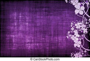 Purple-Grunge-Foraldeko