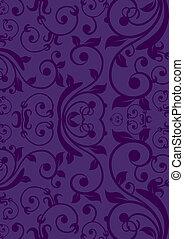 Purple Vintage Hintergrund