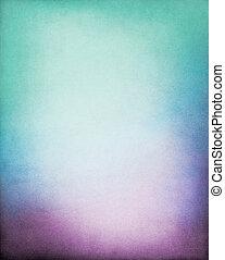 Purpurgrüner Hintergrund